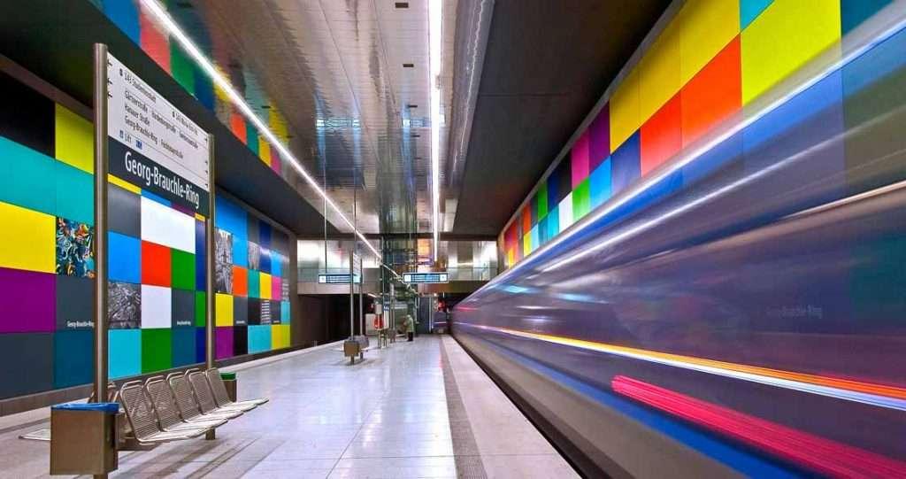 Planos Metros del Mundo