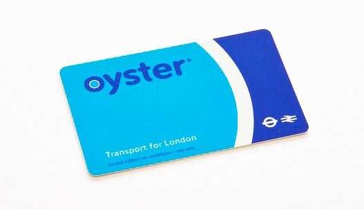 Metro de Londres tarifas