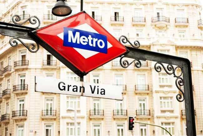 Metro Madrid información