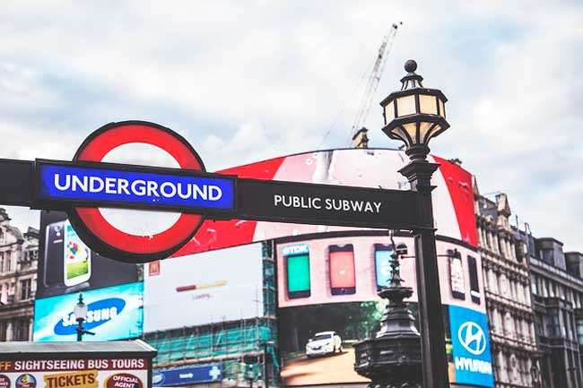 Plano Metro de Londres