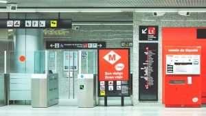 Plano Metro de Barcelona información