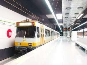 Plano Metro Valencia