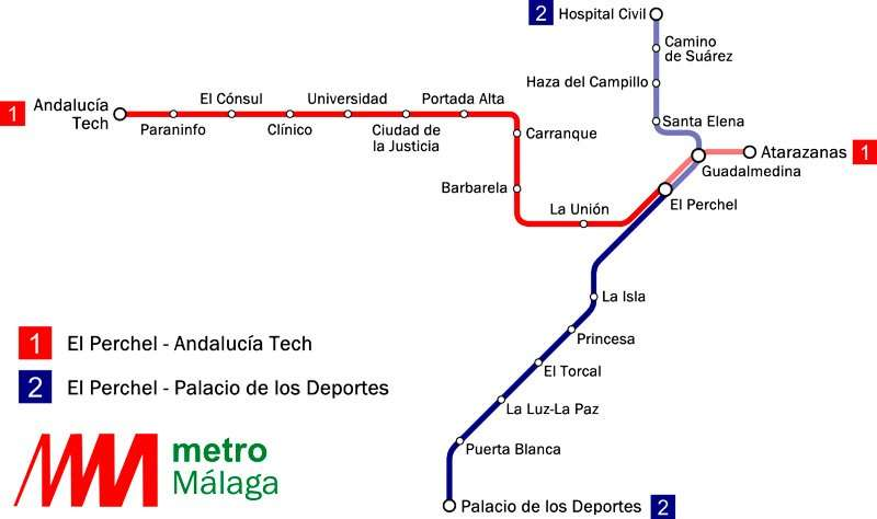 plano metro málaga completo